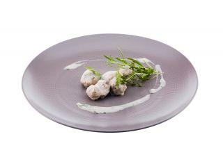 Zestaw lunchowy z klopsikami w sosie koperkowym 150g/200g/150g