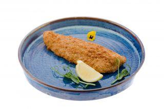 Zestaw lunchowy z mintajem panierowanym 150g/200g/150g