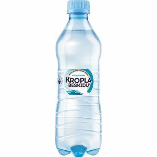 Woda Kropla Beskidu gazowana 0.5l
